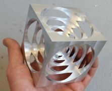 3″ Turners Cube